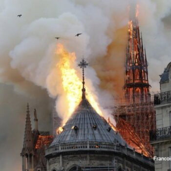 Astrology of Notre Dame fire